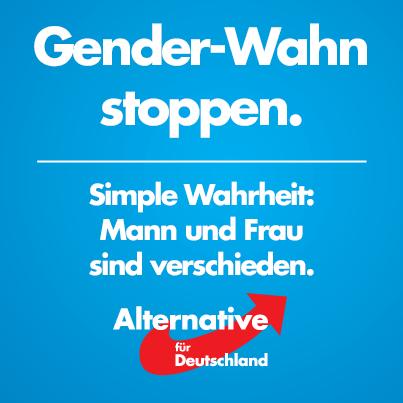 Afd Gender