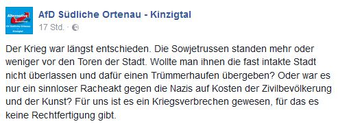 Dresden-Mythos by AfD Südliche Ortenau