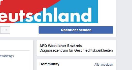 AfD westlicher enzkreis - Diagnoszentrum Geschlechtskrankheiten