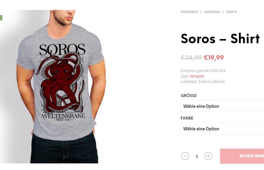 Revoltopia vs. Soros