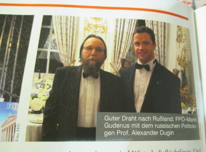 Gudenus in Zuerst-Magazin