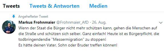 Tweet Frohnmaier