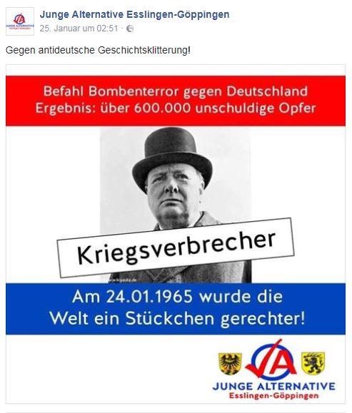 JA Esslingen-Göppingen vs. Churchill
