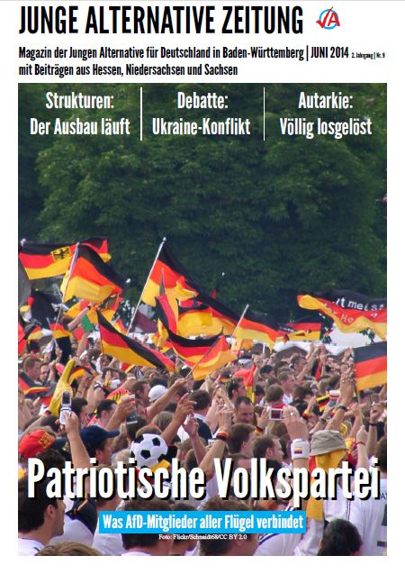Junge Alternative Magazin 2014