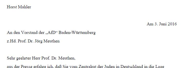 Mahler pro Gedeon