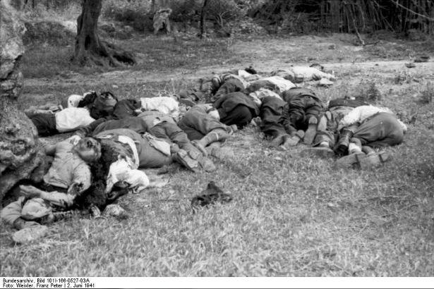 Massaker von Kondomari 1941