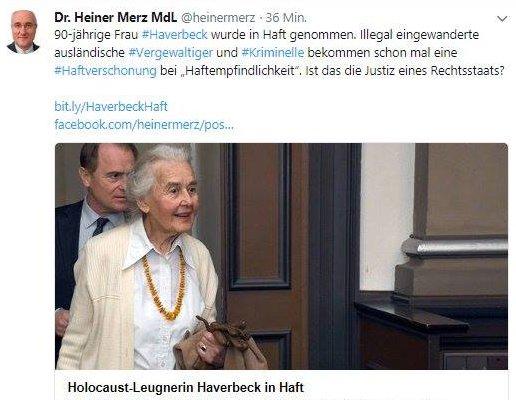 Merz pro Haverbeck