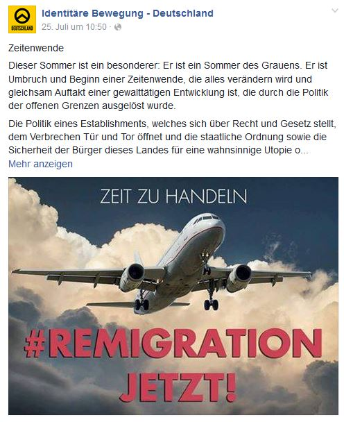 Remigration by IB Deutschland