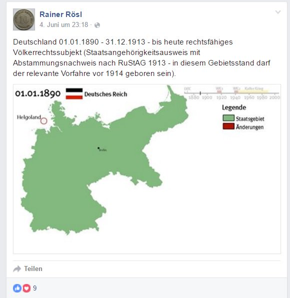 Reichsbürger Rösl
