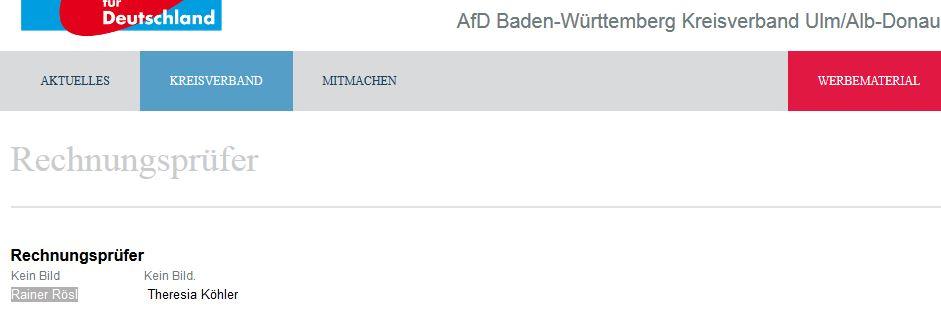Rösl be Afd Ulm