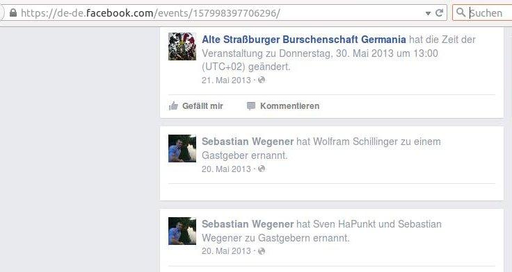 Schillinger bei Germania Straßburg