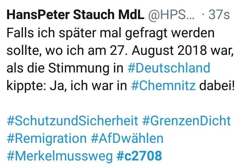 Hans Peter Stauch in Chemnitz II