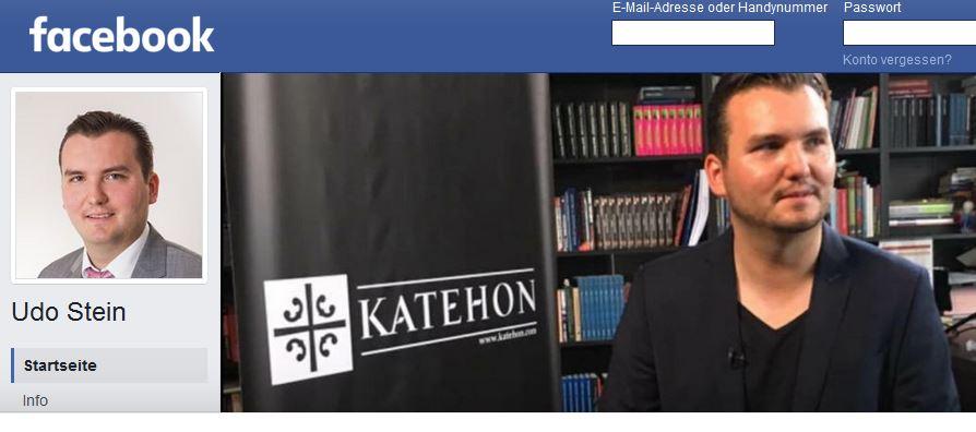 Udo Stein und Katehon