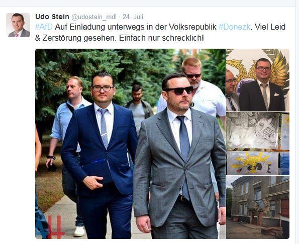 Ochsenreiter&Stein, Udo